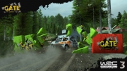 WRC 3: FIA World Rally Championship: Screenshot aus dem Rennspiel