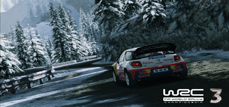 Logo for WRC 3: FIA World Rally Championship