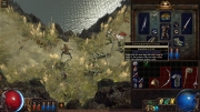 Path of Exile: Screen zum Fantasy Action RPG MMO.
