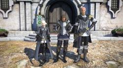 Final Fantasy XIV: A Realm Reborn: Screenshot Februar 16