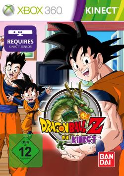Logo for Dragonball Z for Kinect