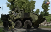 ARMA 2: Combined Operations: Screenshot aus dem Army of the Czech Republic Add-on