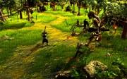Holy Avatar vs. Maidens of the Dead: Screenshot aus dem Taktik RPG