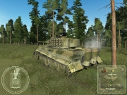 WWII Battle Tanks: T-34 vs. Tiger: Screenshot - WWII Battle Tanks: T-34 vs. Tiger