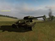 WWII Battle Tanks: T-34 vs. Tiger: Screenshot - WWII Battle Tanks: T-34 vs. Tiger