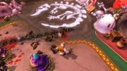 Dungeonland: Screenshot zum Titel.