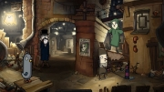 The Inner World: Erste Screens aus dem 2D-Point-and-Click-Adventure.