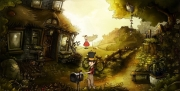 The Rabbit�s Apprentice: Erste Screens zum magischen Adventure um Jerry.