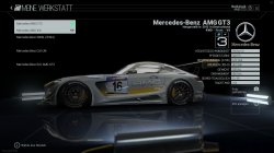 Project CARS: Mercedes AMG GT3