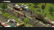 The Walking Dead Social Game: Screenshot aus dem Facebook-Game