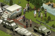 The Walking Dead Social Game: Screenshot zum Facebook-Game