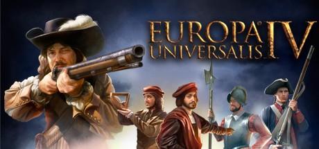 Logo for Europa Universalis IV