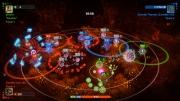 Planets under Attack: Screenshot zum Titel.