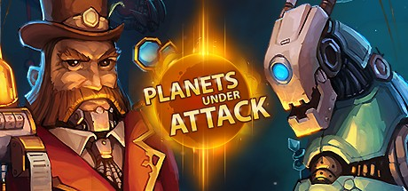 Logo for Planets under Attack