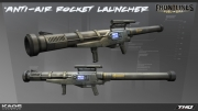 Frontlines: Fuel of War: Frontlines: Fuel of War - Anti-Air Rocket Launcher