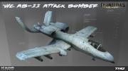 Frontlines: Fuel of War: Frontlines: Fuel of War - WC AB-11 Bomber Jet