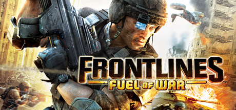 Logo for Frontlines: Fuel of War