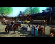 Age of Wulin: Legend of the Nine Scrolls: Offizielle Screens zum antiken China MMO.