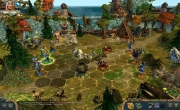 King's Bounty: Warriors of the North: Screenshot aus dem rundenbasierten Strategiespiel