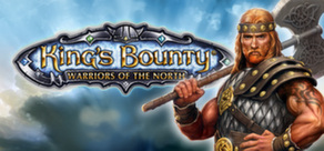 Logo for King's Bounty: Warriors of the North