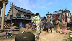 Way of the Samurai 4: Screenshot zum Titel.