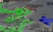Hearts of Iron 3: Their Finest Hour: Screenshot aus dem dritten, offiziellen Add-On zum Strategiespiel-Hit