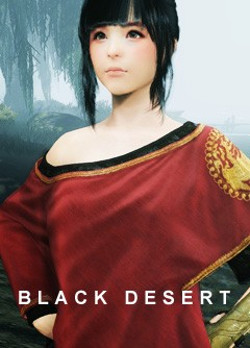 Logo for Black Desert Online