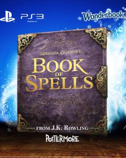 Logo for Wonderbook: Buch der Zaubersprüche