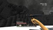 CastleMiner Z: Screenshot aus dem Minecraft-DayZ-Crossover-Spiel