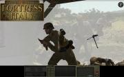 Combat Mission: Fortress Italy: Screenshot aus dem Strategiespiel