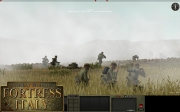 Combat Mission: Fortress Italy: Screenshot aus dem Strategiespiel