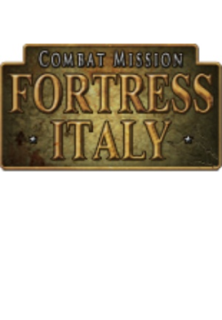 Logo for Combat Mission: Fortress Italy