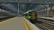 Train Simulator 2013: Screenshot aus der Eisenbahn-Simulation
