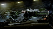Star Citizen: Fr�her Screenshot aus dem Space Combat-Spiel