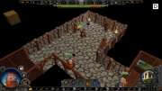 A Game of Dwarves: Screenshot aus dem Fantasy-Strategietitel