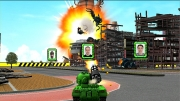 Tank! Tank! Tank!: Screenshot aus dem Battle-Party-Game
