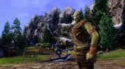 Darkfall Unholy Wars: Screens zur Rasse Ork.