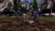 Darkfall Unholy Wars: Screens zur Rasse Mensch.