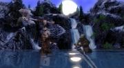 Darkfall Unholy Wars: Screens zur Rasse Mensch gegen Ork.