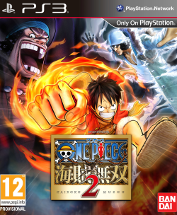 Logo for One Piece: Pirate Warriors 2