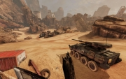 Ravaged: Screen aus dem postapokalyptischen Online FPS Shooter.
