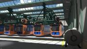 Schwebebahn-Simulator 2013: Offizieller Screen zur Simulation.