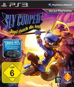Sly Cooper: Jagd durch die Zeit