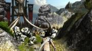 Dungeon Gate: Offizieller Screen zum Action-Rollenspiel.