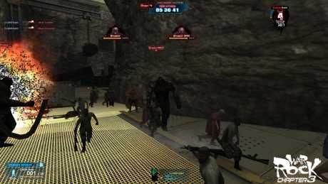 War Rock: Screen zum Spiel War Rock.