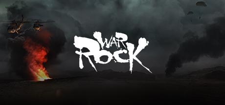 Logo for War Rock