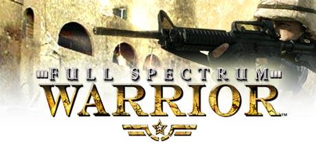 Logo for Full Spectrum Warrior