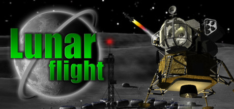 Logo for Lunar Flight