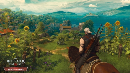 The Witcher 3: Wild Hunt: Screen zum DLC The Witcher 3: Wild Hunt - Blood and Wine.