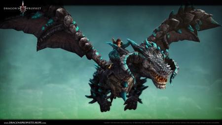 Dragon's Prophet: Screen zum Spiel.
